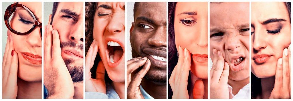 Urgente dentare colaj